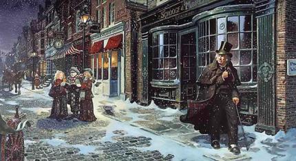 A Christmas Carol (Image by Dean Morrisey)