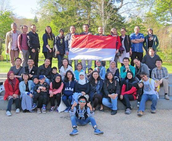Keluarga Besar Indosoc Sheffield